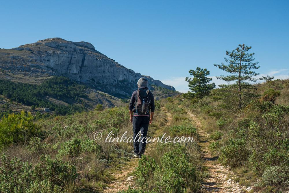 Ruta Senderismo Sierra de Aitana