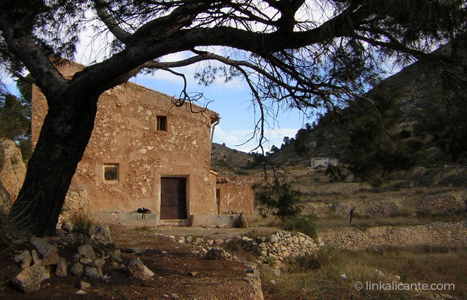Serra del Cavall, Petrer