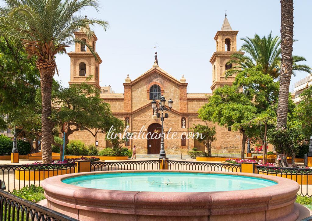 Iglesia de la Inmaculada Concepción, Torrevieja