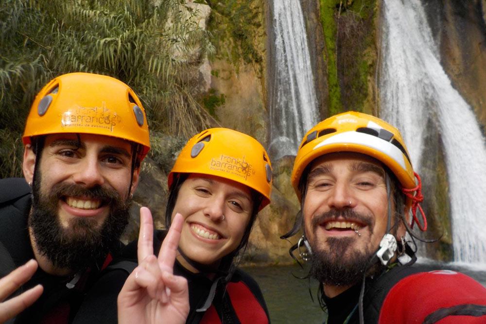 Tronkos y Barrancos turismo activo Alicante