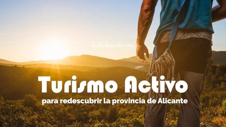Turismo Activo provincia de Alicante