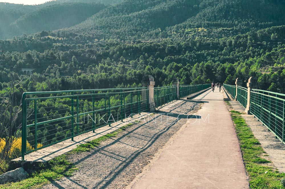 Vía Verda d'Alcoi - Pont de les Set Llunes