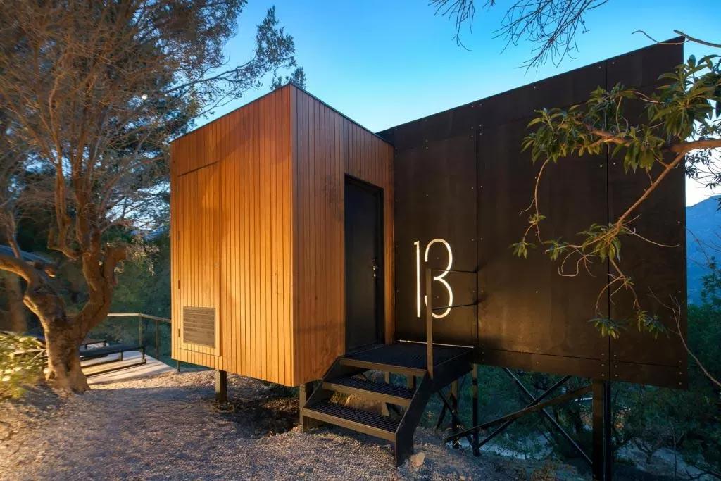 Vivood Hotel Paisaje y Spa en Benimantell, Guadalest, Alicante