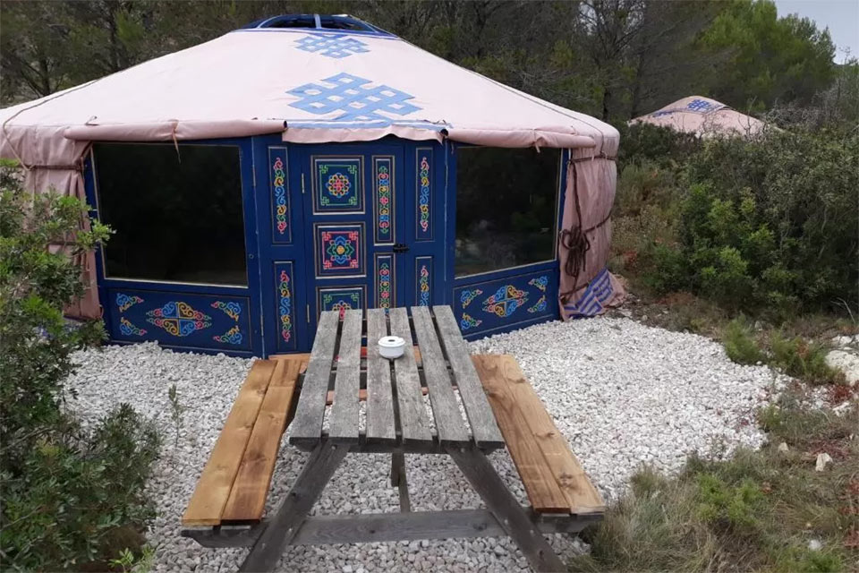 Yurtas Vall d'Ebo